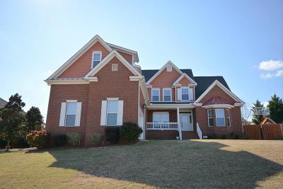 Grovetown Single Family Home For Sale: 571 Tudor Branch
