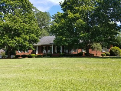 McDuffie County Single Family Home For Sale: 650 Magnolia Drive