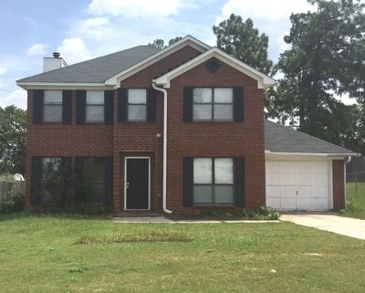 Augusta Single Family Home For Sale: 2304 Ramblewood Drive