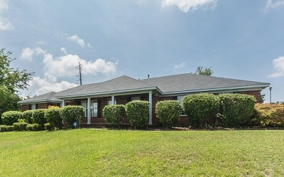 Augusta Single Family Home For Sale: 2927 Norwood Drive
