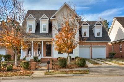 Evans Single Family Home For Sale: 207 Oleander Trail