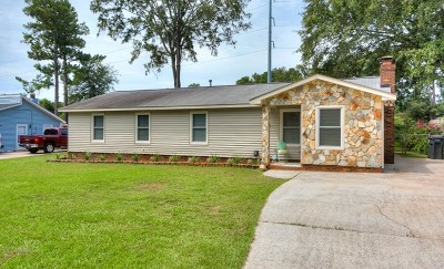 Richmond County Single Family Home For Sale: 2440 Castlewood Drive
