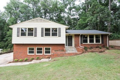 Augusta Single Family Home For Sale: 622 Cambridge Road