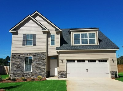 Grovetown Single Family Home For Sale: 3509 Patron Drive