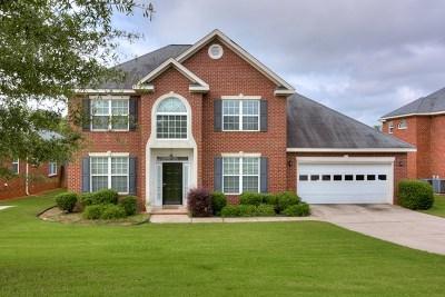 Evans Single Family Home For Sale: 409 Richmond Street