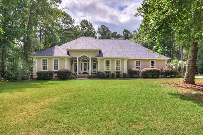 Evans Single Family Home For Sale: 2556 Cahaba Creek Court