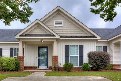 Grovetown Attached For Sale: 727 Whispering Willow Way