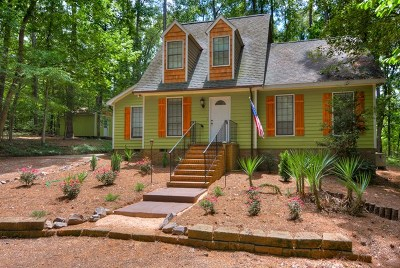 North Augusta Single Family Home For Sale: 1522 Stevens Creek Drive