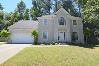 Evans Single Family Home For Sale: 1051 Waltons Court