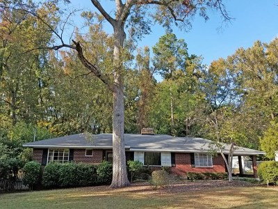 North Augusta Single Family Home For Sale: 910 Stanton Drive