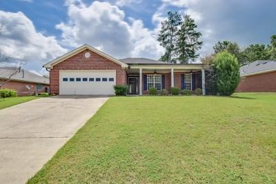 Grovetown Single Family Home For Sale: 590 Jackson Street