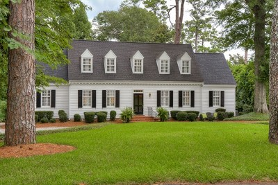 Augusta Single Family Home For Sale: 3 Indian Creek Road