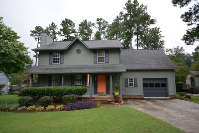 Martinez Single Family Home For Sale: 3950 Loblolly Trail
