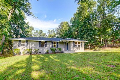 Augusta Single Family Home For Sale: 4072 Old Waynesboro Road