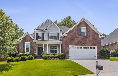 Evans Single Family Home For Sale: 1062 Conn Drive