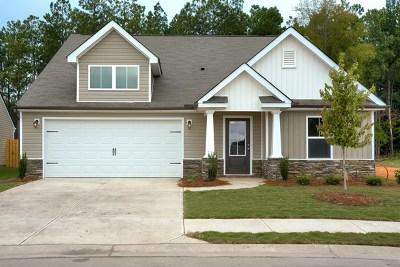 Grovetown Single Family Home For Sale: 2132 Kinsale Avenue