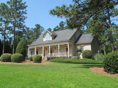 Aiken Single Family Home For Sale: 208 Red Oak Lane