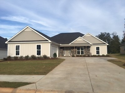 Grovetown Single Family Home For Sale: 239 Carlow Drive