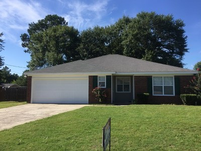 Grovetown Single Family Home For Sale: 829 Willowick Drive
