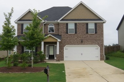 Single Family Home For Sale: 2450 Sunflower Drive