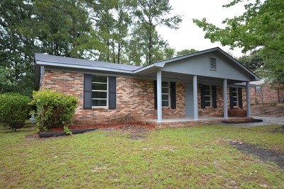 Augusta Single Family Home For Sale: 3543 Kindling Drive