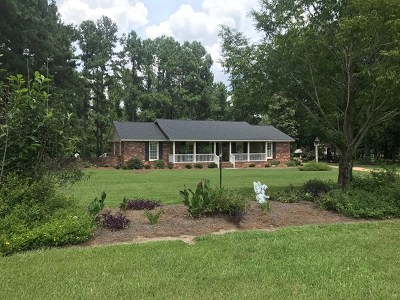 Waynesboro Single Family Home For Sale: 209 Barrett Drive