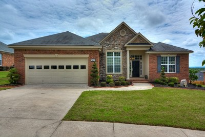 North Augusta Single Family Home For Sale: 157 Kenilworth Drive