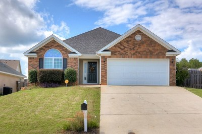 Grovetown Single Family Home For Sale: 563 Lory Lane