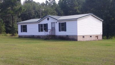 Thomson Manufactured Home For Sale: 1246 Simons Road