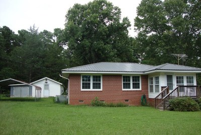 McDuffie County Single Family Home For Sale: 5636 Wood Valley Road