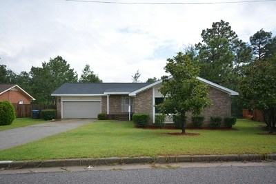 Hephzibah Single Family Home For Sale: 3744 Pinnacle Place Drive