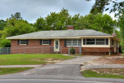 Single Family Home For Sale: 750 Old Edgefield Road