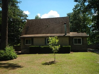 Grovetown Single Family Home For Sale: 654 Gay Drive