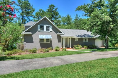 McDuffie County Single Family Home For Sale: 6313 Rousseau Creek Road