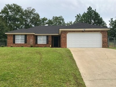 Richmond County Single Family Home For Sale: 3303 Wombles Court