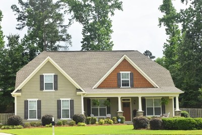 Single Family Home For Sale: 908 Sumter Landing Court