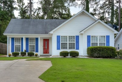 Grovetown Single Family Home For Sale: 4674 Clifden Avenue