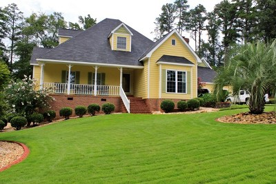 North Augusta Single Family Home For Sale: 2 Water Oak Court
