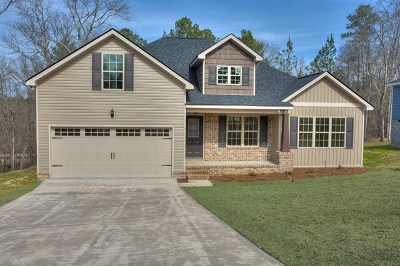North Augusta Single Family Home For Sale: 203 Sweetwater Landing Drive