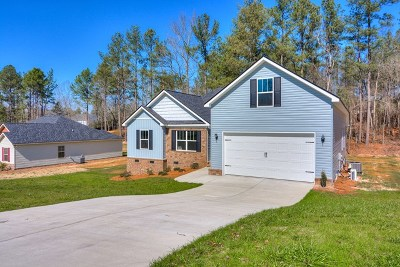 North Augusta Single Family Home For Sale: 202 Sweetwater Landing Drive