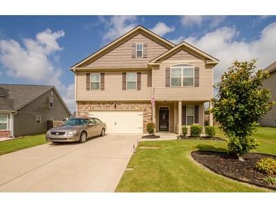 Grovetown Single Family Home For Sale: 8016 Battle Street