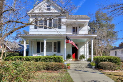 Augusta Single Family Home For Sale: 1546 Whitney Street