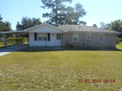 Richmond County Single Family Home For Sale: 3505 Wyvale Road