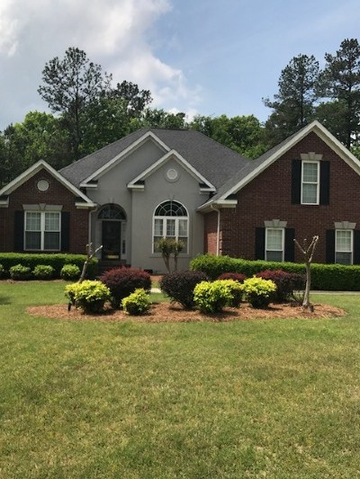 North Augusta Single Family Home For Sale: 125 Blue Heron Lane