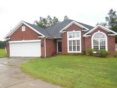 Richmond County Single Family Home For Sale: 2214 Larks Court