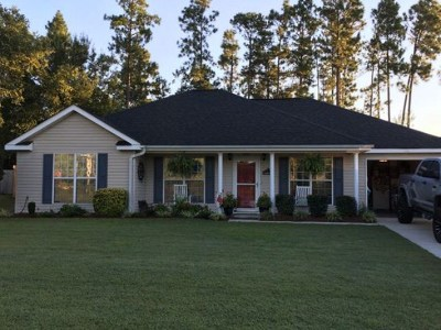 North Augusta Single Family Home For Sale: 5072 Silver Fox Way