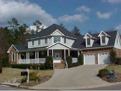 Columbia County, Richmond County Single Family Home For Sale: 835 Willow Lake Drive