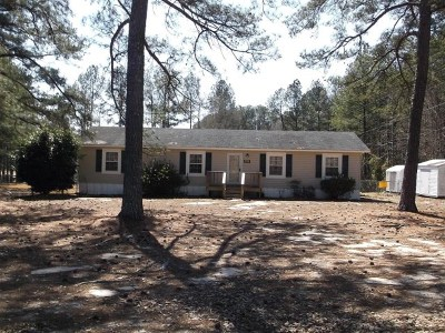 Dearing Single Family Home For Sale: 4459 Augusta Hwy