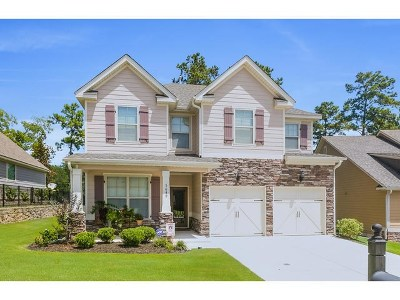 Evans Single Family Home For Sale: 5649 Sunbury Loop