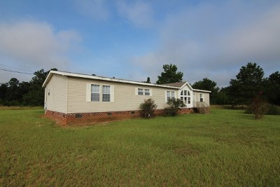 Waynesboro Single Family Home For Sale: 1575 Highway 56